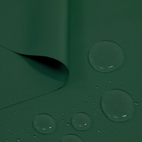 Tkanina wodoodporna OXFORD 434-71-26 zieleń butelkowa