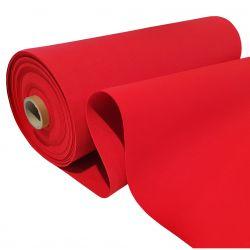 FILC surowy 150 cm - Miękka włóknina filcowa 781-12 czerwona