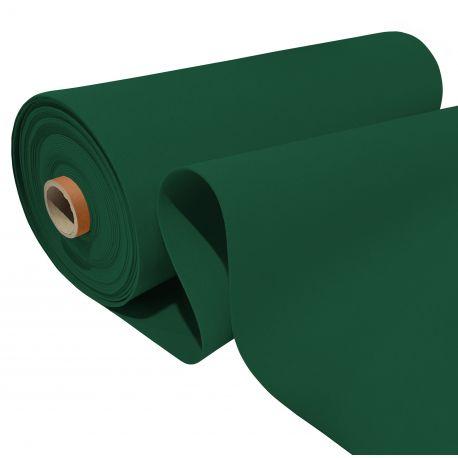 FILC surowy 150 cm - Miękka włóknina filcowa 781-26 zieleń butelkowa