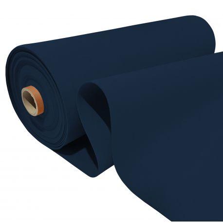 FILC surowy 150 cm - Miękka włóknina filcowa 300 GSM 781-69 granatowy