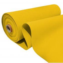 FILC surowy 100 cm - Miękka włóknina filcowa 600 GSM 780-05 żółty