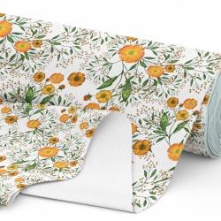Tkanina wodoodporna OXFORD D434-181-01 Polne Kwiaty