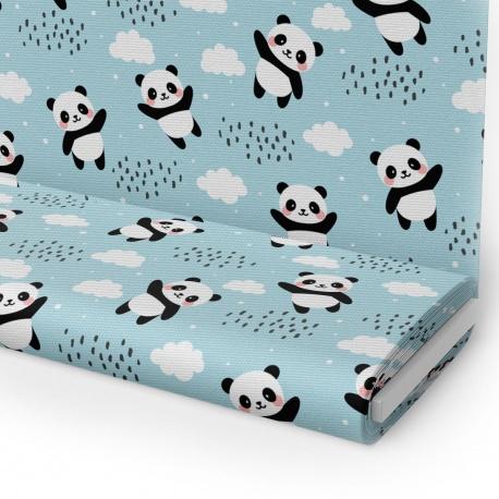 Tkanina STRECZ PANAMA D404-336-01 pandy