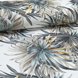 Tkanina zasłonowa Blackout Tropical Flowers 280 856-02