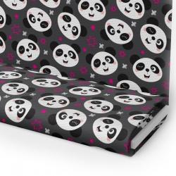 Tkanina STRECZ PANAMA D404-347-01 pandy