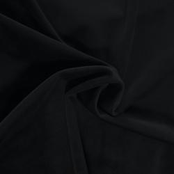 Tkanina na zasłony welur dekoracyjny Velvet 260g 873-34 czarny