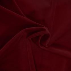 Tkanina na zasłony welur dekoracyjny Velvet 260g 873-13 bordowy