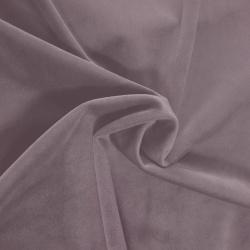Tkanina na zasłony welur dekoracyjny Velvet 260g 873-172 brudny róż