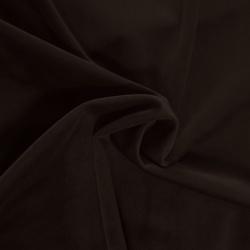 Tkanina na zasłony welur dekoracyjny Velvet 260g 873-29 brązowy