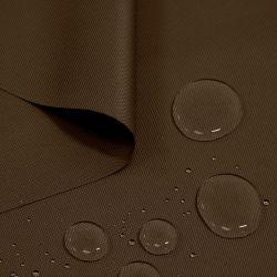 Tkanina wodoodporna OXFORD 434-27-29 brąz ciemny