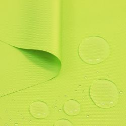 Tkanina wodoodporna OXFORD 434-35-96 limonka jasna