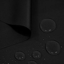 Tkanina wodoodporna OXFORD 434-01-34 czarny