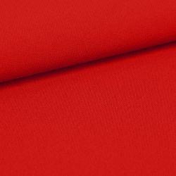 Tkanina STRECZ PANAMA 404-45 czerwony mocny