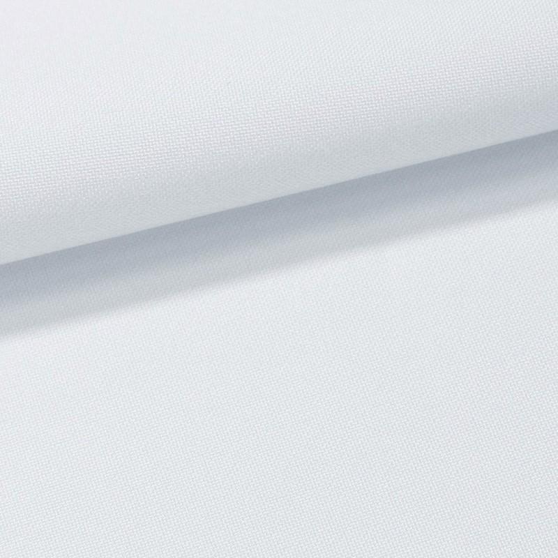 Tkanina STRECZ PANAMA 404-01 biały