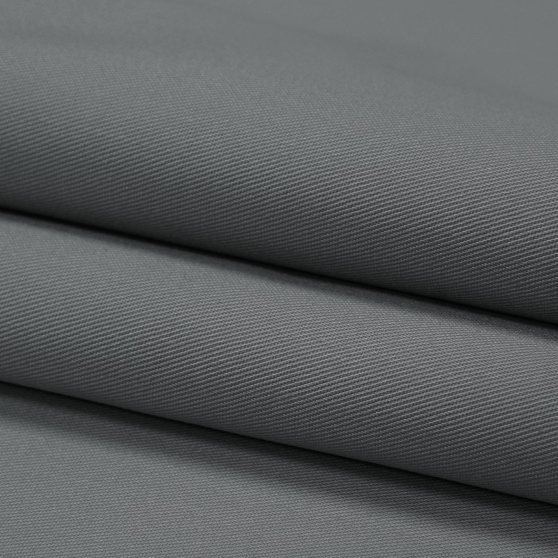 Tkanina 65% poliester 35% bawełna 411-33 szary ciemny