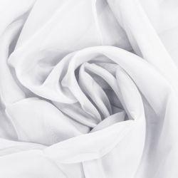 Tkanina WOAL GŁADKI 438-01 biały