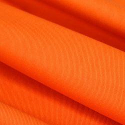 Tkanina 65% poliester 35% bawełna 371-06 pomarańcz