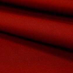 Tkanina 65% poliester 35% bawełna 372-12 czerwony